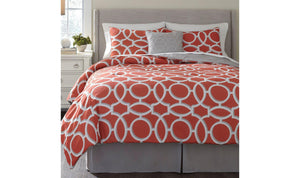 Clairette Comforter Set-Jennifer Furniture