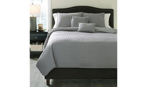 Lazen Coverlet Set-Jennifer Furniture