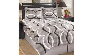 Primo Comforter Set-Jennifer Furniture