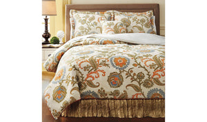 Centerdel Comforter Set-Jennifer Furniture