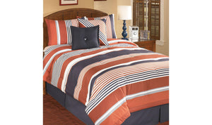 Manning Comforter Set-Jennifer Furniture
