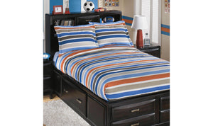 Fisher Comforter Set-Jennifer Furniture