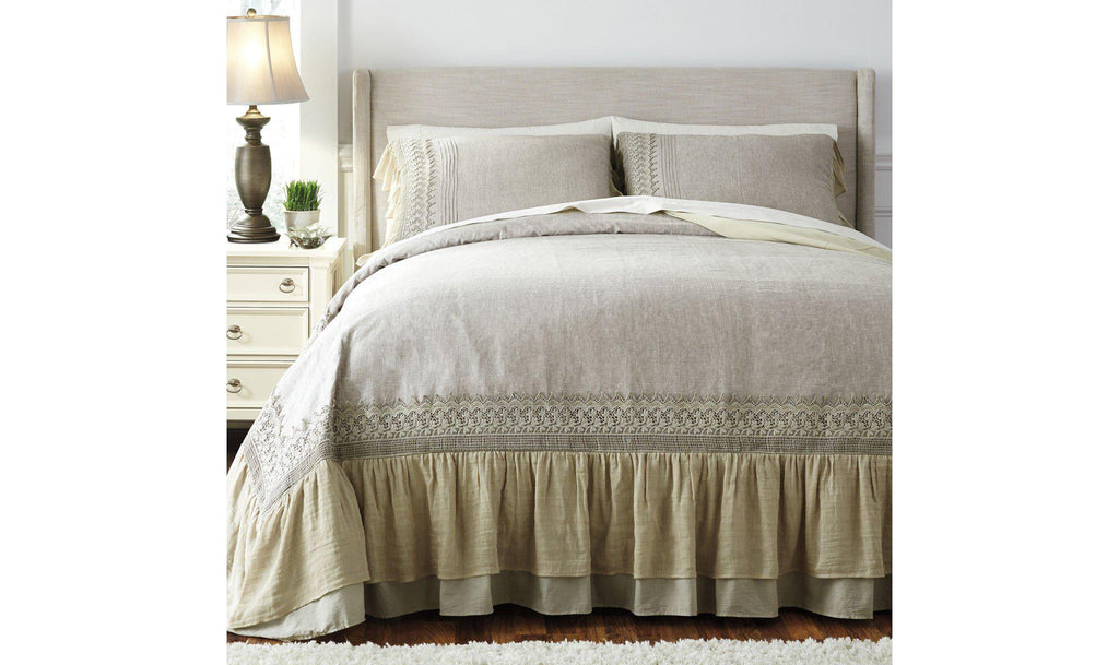 Solid Duvet Cover Set-Jennifer Furniture