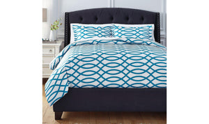 Leander Duvet Cover Set-Jennifer Furniture