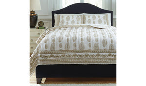 Almeda Coverlet Set-Jennifer Furniture