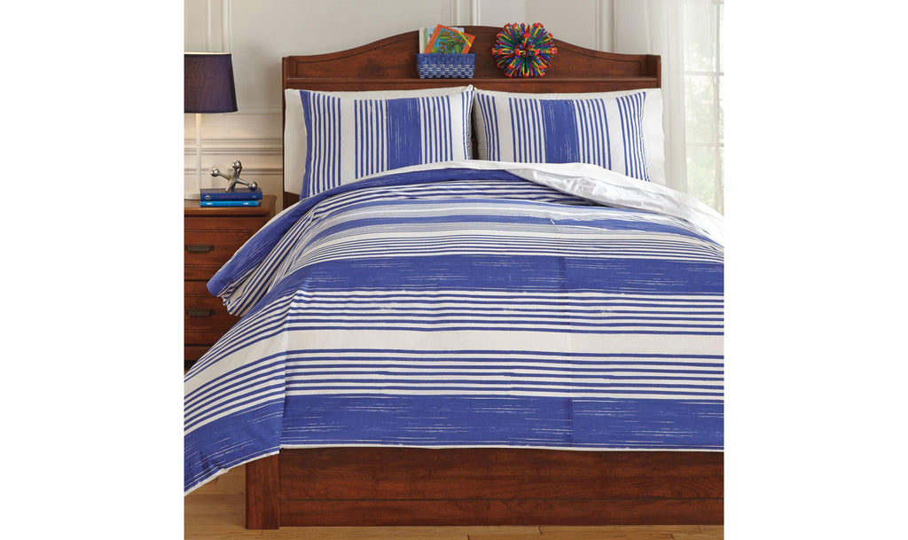 Taries Duvet Cover Set-Jennifer Furniture