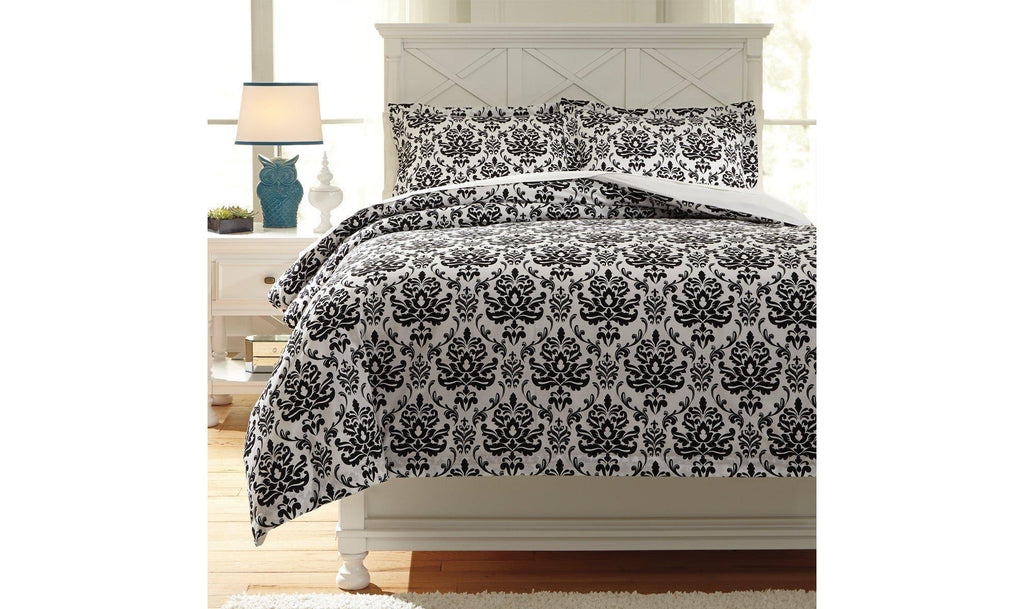 Alano Duvet Cover Set-Jennifer Furniture