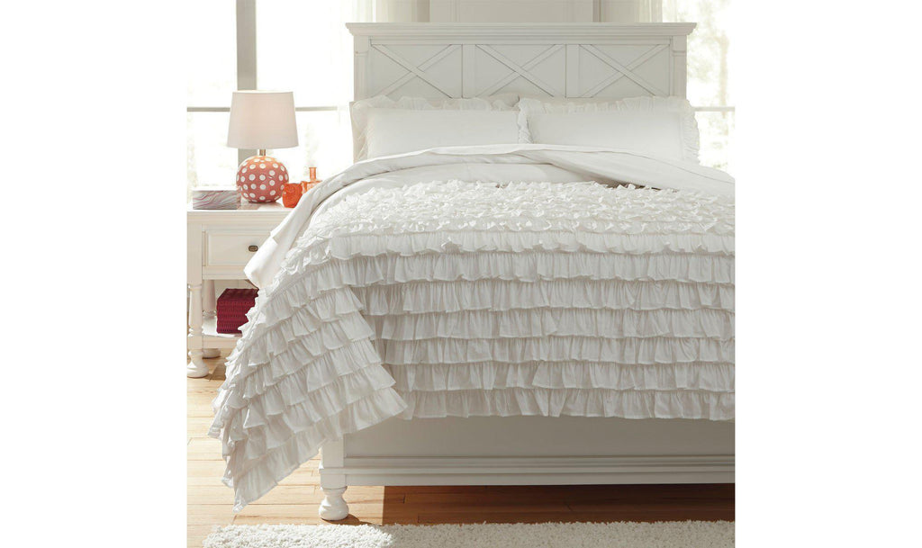 Aaronas Duvet Cover Set-Jennifer Furniture