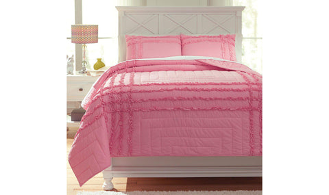Fisher Comforter Set