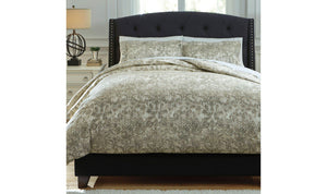 Kelby Duvet Cover Set-Jennifer Furniture