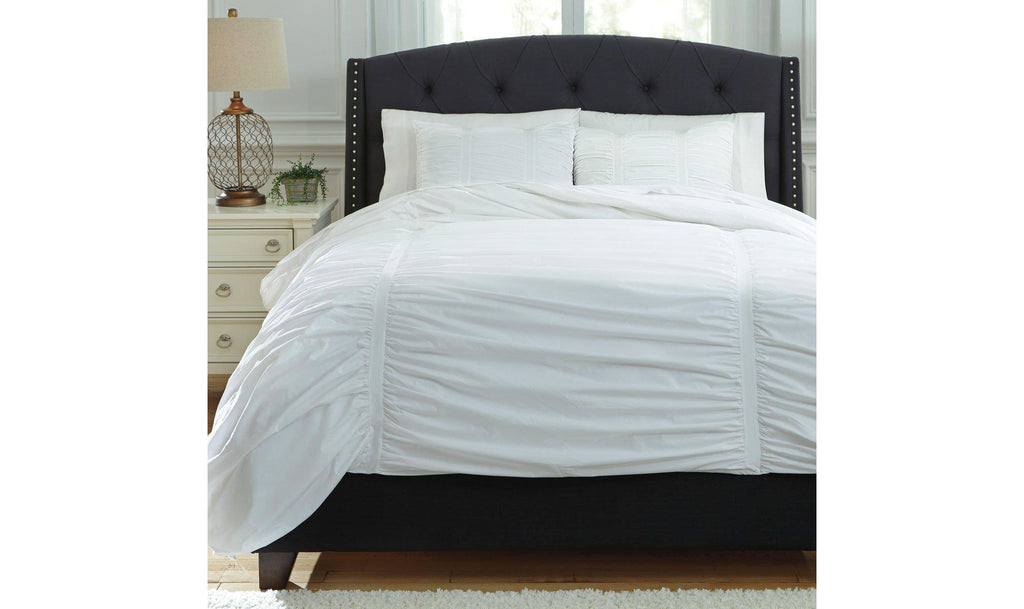 Tufton Duvet Cover Set
