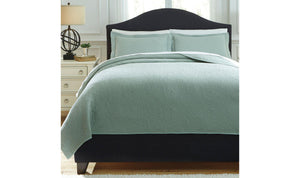Bazek Coverlet Set-Jennifer Furniture