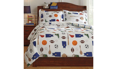 Varias Comforter Set-Jennifer Furniture