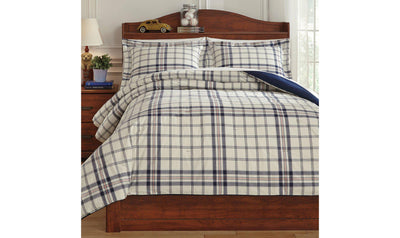 Derek Comforter Set-Jennifer Furniture