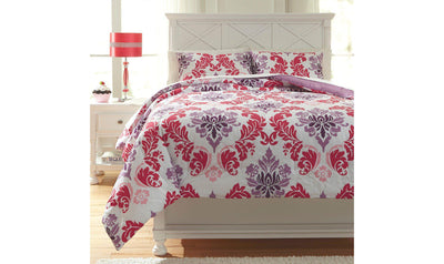 Ventress Comforter Set-Jennifer Furniture