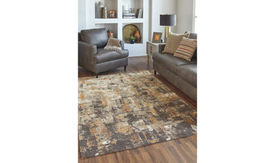 "Cainan Rug-rugs-Ashley-60"" W x 84"" D-Jennifer Furniture"