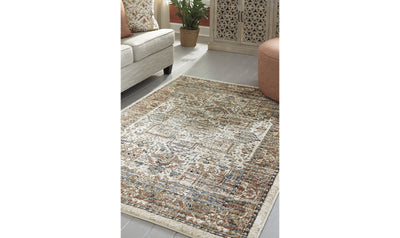 Jirair Medium Rug-rugs-Ashley-Jennifer Furniture