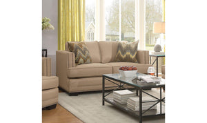 Rosario Loveseat-Jennifer Furniture