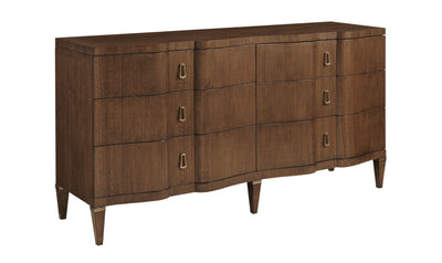 VANTAGE LITTLETON DRAWER DRESSER-dressers-American Drew-Jennifer Furniture
