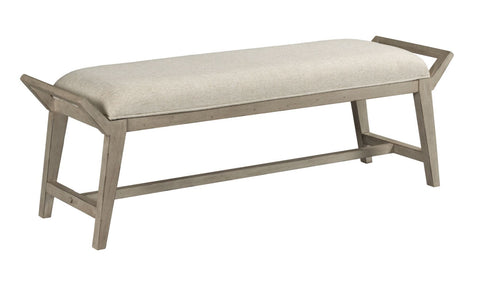 Rustic Traditions Bed Bench