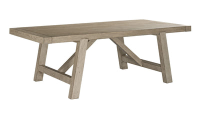 WEST FORK GILMORE DINING TABLE-dining tables-American Drew-Jennifer Furniture