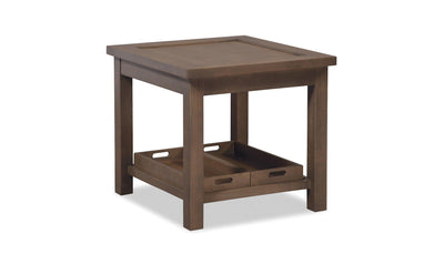 Charlotte End Table-Jennifer Furniture
