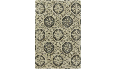 Seville Rug-rugs-Kalaty-2' x 3'-Beige-Jennifer Furniture