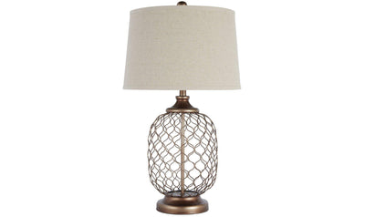 Sanzia Table Lamp-Jennifer Furniture