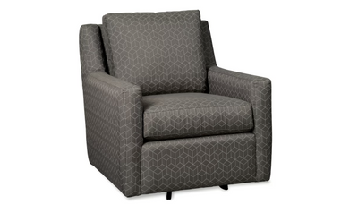 Stacey Swivel Side Chair-Chairs-Craftmaster-Jennifer Furniture