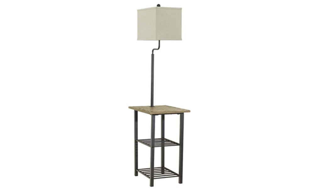 Shianne Floor Lamp-Jennifer Furniture