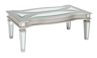 Tessani Rectangular Cocktail Table-Jennifer Furniture