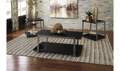 Rollynxx Occasional Table Set (3/CN)-occasional table sets-Ashley-Jennifer Furniture