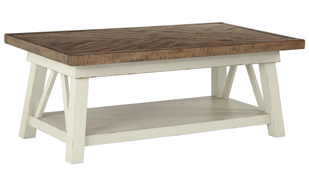 Stownbranner Rectangular Cocktail Table