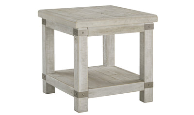 Carynhurst Rectangular End Table-end tables-Ashley-Jennifer Furniture