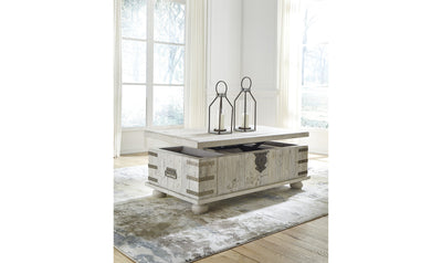 Carynhurst Lift Top Cocktail Table-cocktail tables-Ashley-Jennifer Furniture