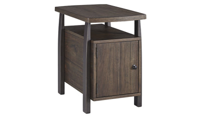 Vailbry Side End Table-end tables-Ashley-Jennifer Furniture