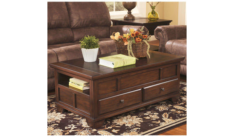 Tellbane Coffee Table.Coffee And End Tables Tagged Style Casual Jennifer Furniture