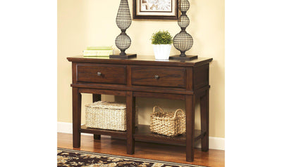Gately Sofa Table-Jennifer Furniture
