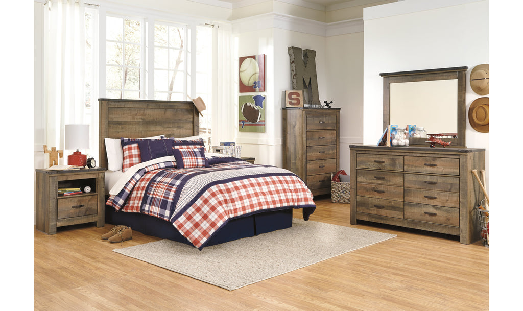 Trinell Full-Size Bedroom Set