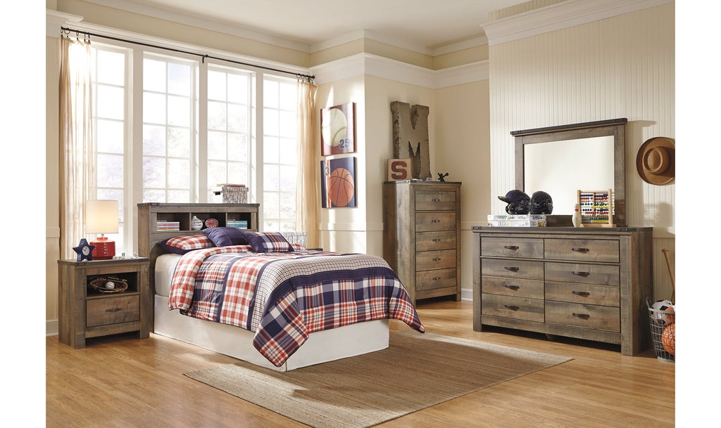 Trinell Twin-Size Bedroom Set