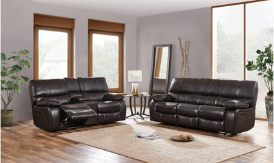 August Reclining Sofa-Jennifer Furniture