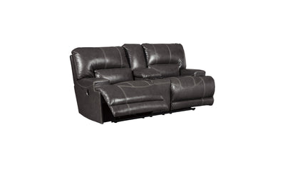 McCaskill Loveseat w/Console-Jennifer Furniture