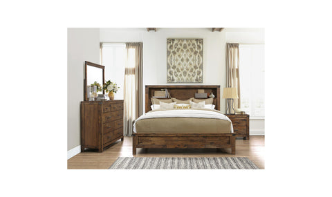 Charmond Upholstered Sleigh Bed