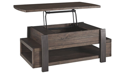 Vailbry Lift-Top Cocktail Table-cocktail tables-Ashley-None-Jennifer Furniture