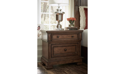 Oxford Place Night Stand-nightstands-Legacy Classic Furniture-Jennifer Furniture