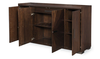 Paldao Credenza-buffets-Legacy Classic Furniture-Jennifer Furniture