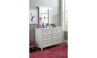 Academy Mirror-mirrors-Legacy Classic Furniture-Jennifer Furniture