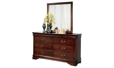 Alisdair Dresser & Mirror-Jennifer Furniture
