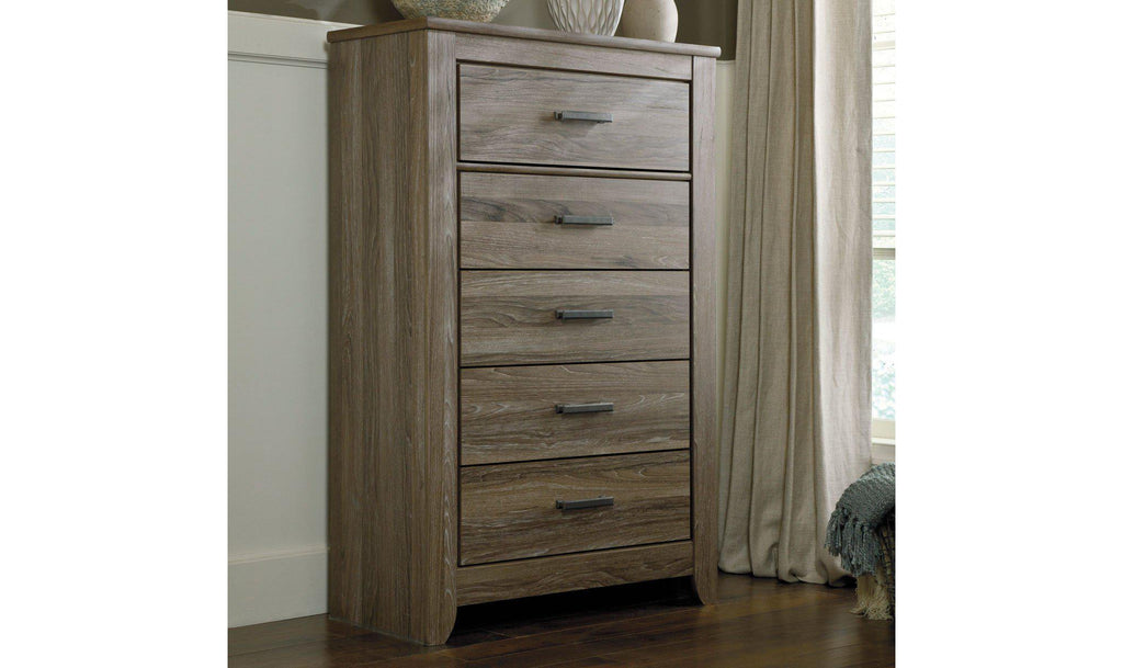 Zachary Five Drawer Chest