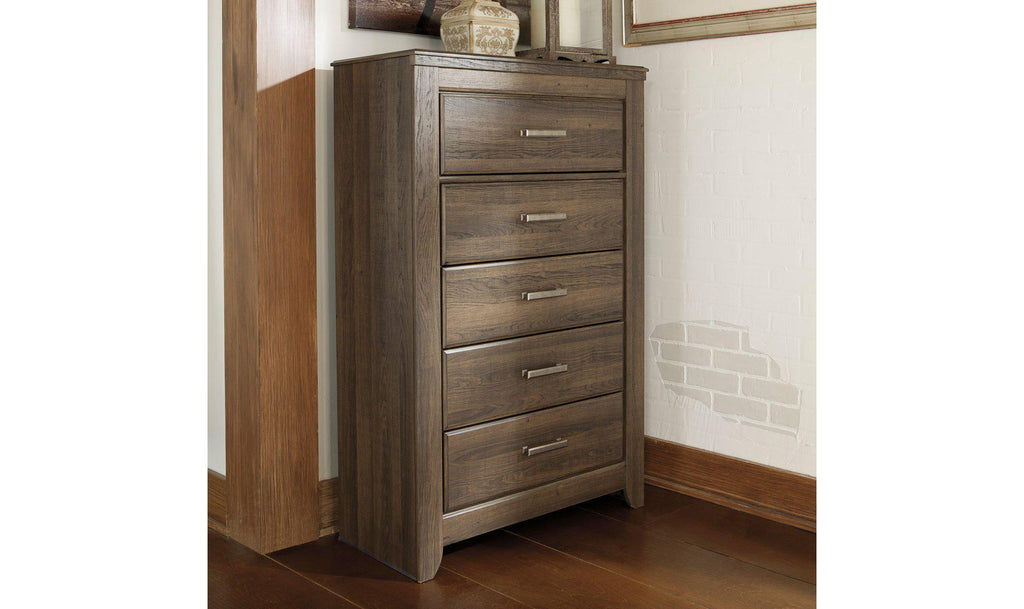 Jaxson Five Drawer Chest